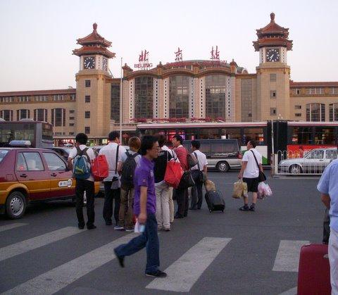 Beijing and Shanghai 102