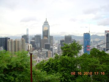Hong Kong and Kowloon