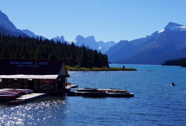 Lake Maligne