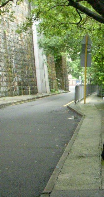 Bowen Road. The Peak