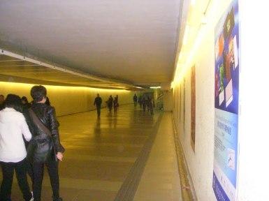 MTR walk