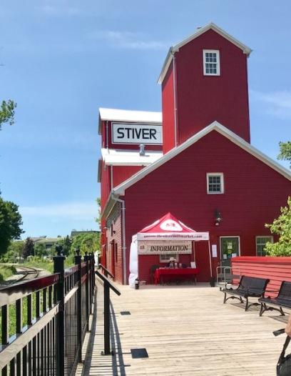 Stiver Mill